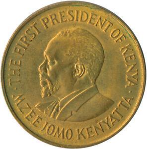 KENYA-10-CENTS-1978-BU-UNCIRCULATED-FULL-LUSTRE-WT4685
