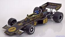1:18 Quartzo Lotus 72E Winner GP Monaco Peterson 1974 JPS