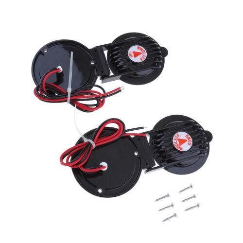 2x Fußschalter Elektrische Ausrüstung DC12V//24V Drahtlos Fußschalter