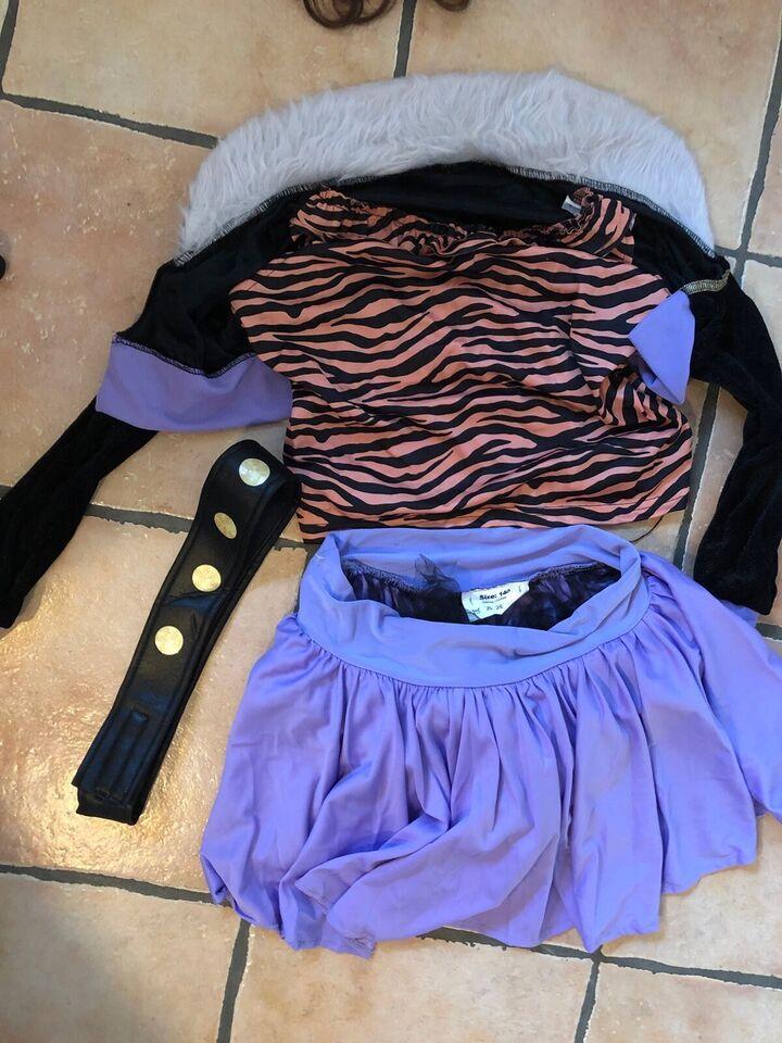 Udklædningstøj, Clawdeen Wolf , Monster High