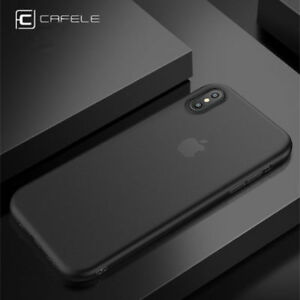 promo code 399e6 25776 Details about For iPhone XR XS Max X Original CAFELE Ultra Thin Slim Soft  TPU Case Cover Skin