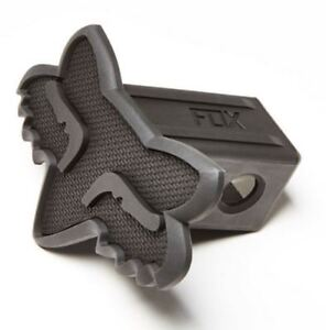 Fox-Head-Racing-TRAILER-HITCH-Cover-2-034-Truck-Towing-Dirtbike-Black-Gunmetal