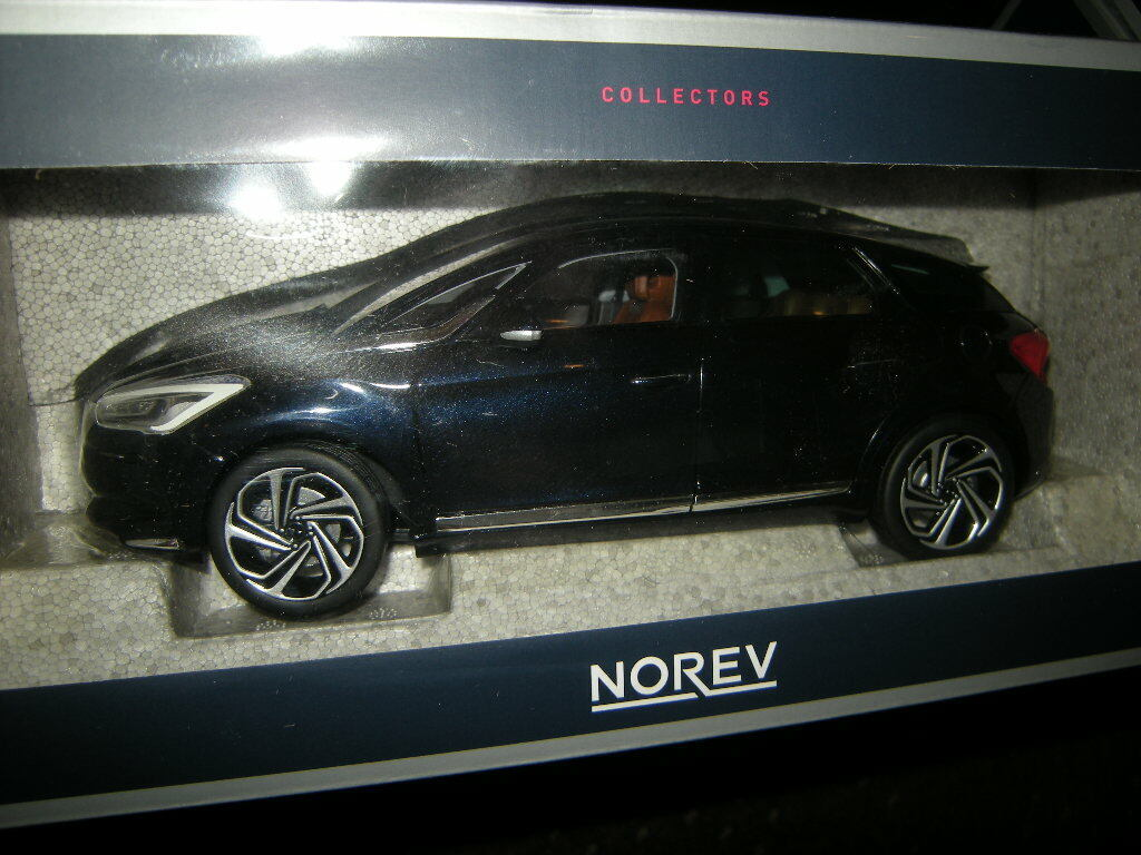 1 18 NOREV CITROEN DS 5 2015 INK blu BLU N. 181616 IN SCATOLA ORIGINALE