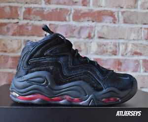sale retailer 34952 ef36e Image is loading Kith-X-Nike-Air-Pippen-1-QS-Black-