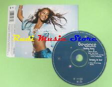 CD singolo BEYONCE baby boy 2003 austria COLUMBIA 674287 2 (S17) no mc lp vhs