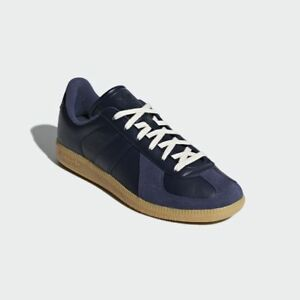 on sale 6d950 1153d Image is loading Adidas-BW-Army-034-GAT-034-Collegiate-Navy-