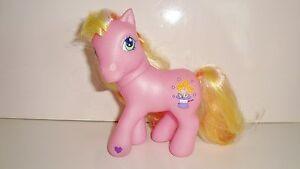Mon petit poney My little pony Hasbro 2002 chapeau baguette magicien