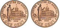 2009 Usa Coin 1¢ Lincoln Penny professional Life Cuff Links (129a)