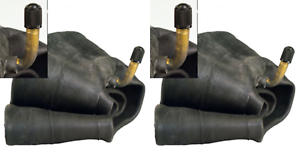 TWO-410-350-5-11-4-00-5-TIRE-INNER-TUBE-METAL-VALVE-4-10-3-50-5-fits-11x4-00-5