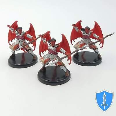 spear Waterdeep Dragon Heist #13 D&D Miniature Cambion Devil