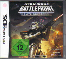 Star Wars Battlefront-elite Squadron (Nintendo DS)