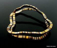 WOW !! Flexible Schlangen Halskette Collier, Snakeskin Necklace Kette, RAR !!!!