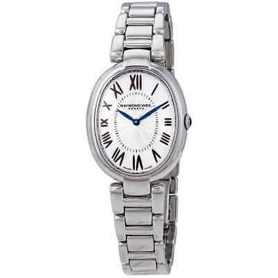 Raymond Weil Shine Silver Dial Ladies Watch 1700-ST-00659