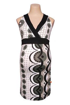 green//black print all sizes Summer maternity tunic Noppies maternity dress
