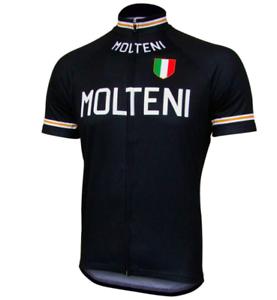 MOLTENI RETRO VINTAGE CLASSIC CYCLING TEAM BIKE JERSEY