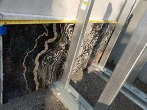 Granite Slab Remnant Countertop