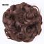 XXL-Scrunchie-Haargummi-Haarteil-Haarverdichtung-Hochsteckfrisur-Haar-Extension 縮圖 19