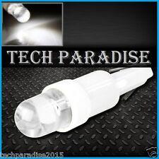 6x Ampoule T5 W1.2W W2X4.6D ( pour B8.3D ) LED Bulb Blanc White Neo Wedge