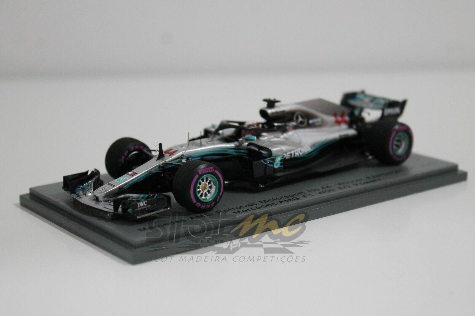 Spark S6052 Mercedes-AMG Petronas Motorsport - Winner, Azerbaijan 1 43  NEW