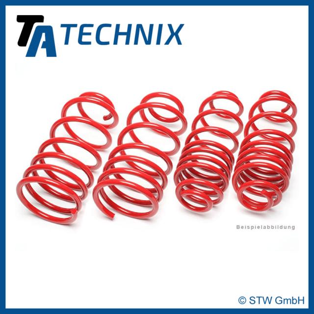 TA Technix Ressorts Inférieur 60/40mm Opel Astra G Caravan Break + Homologation
