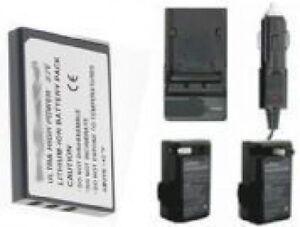 Battery-Charger-f-Aiptek-Z300-HD-V-AHD-C100-AHD-H125