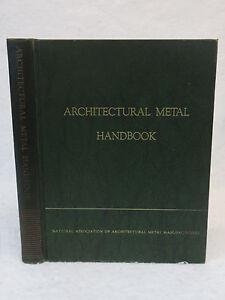 Earl-P-Baker-ARCHITECTURAL-METAL-HANDBOOK-c-1952