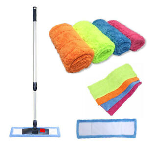 Microfiber-Pad-Practical-Household-Dust-Cleaning-Cloth-For-Spray-Mops-Reusable