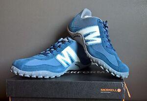 Soldes Bleu Nouveau Blast En Sprint Blanc Shoes Baskets Merrell qR8I7wn