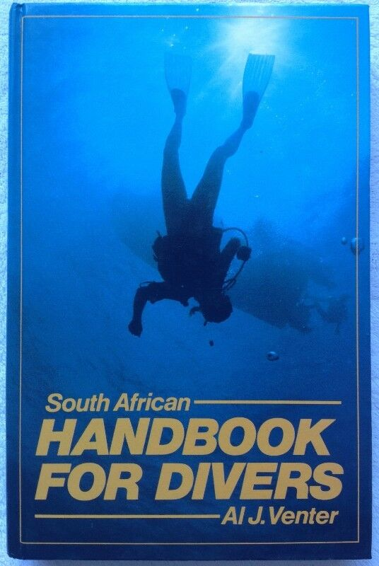 Diving Books by Al J. Venter - Hard Cover