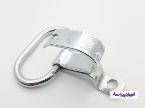 SIDE LIFTING HANDLE WITH HOOK ROYAL ENFIELD BULLET BLACK OR CHROME