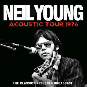Neil-Young-Acoustic-Tour-1976-CD-2018-NEW-FREE-Shipping-Save-s