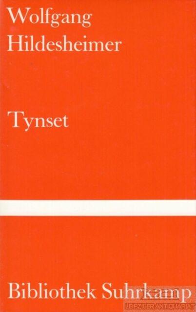 Tynset: Hildesheimer, Wolfgang
