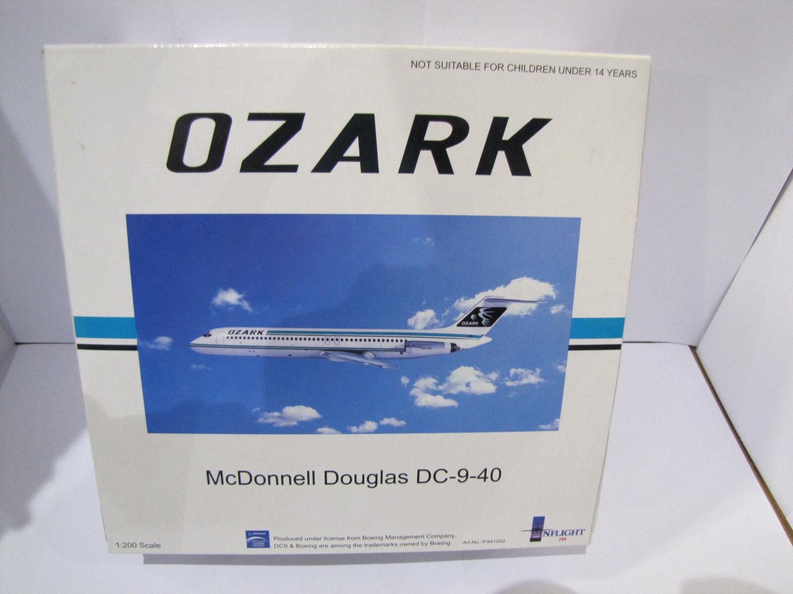 If941002 Chaînes McDonnell Douglas dc-9-40 - Ozark - 1 200