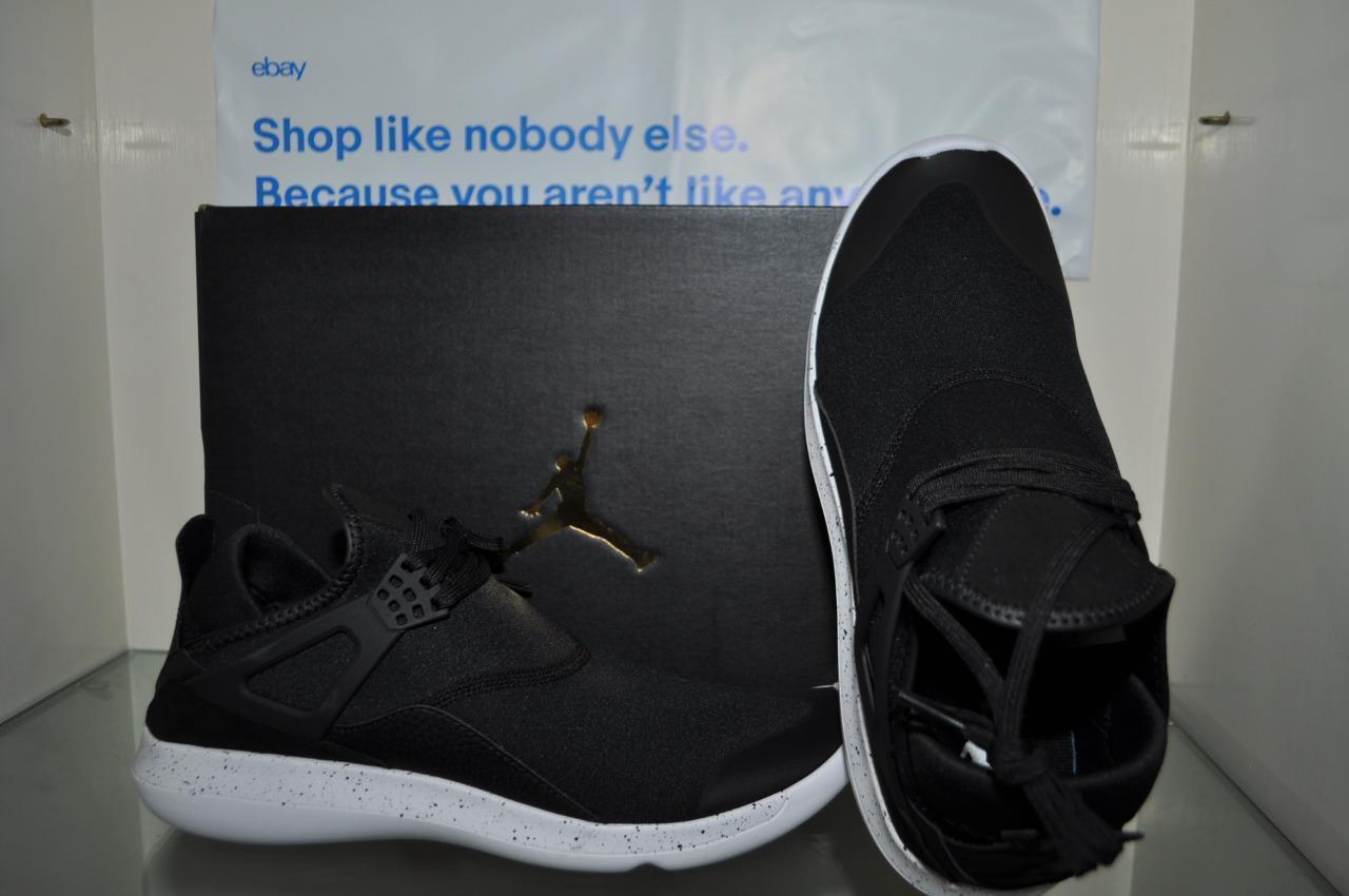 Nike Men's Jordan Fly '89 Athletic Shoe 940267 010 Black See Comfortable Cheap and beautiful fashion