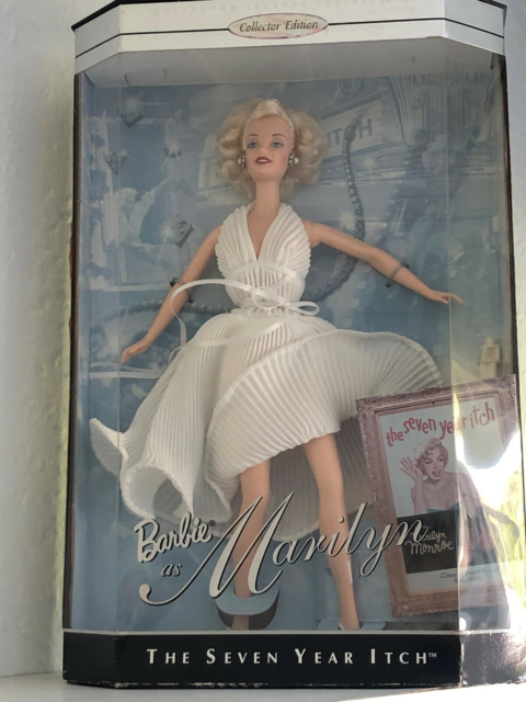 Dukker, Marilyn Monroe 'The 7 year itch' dukke, Original…