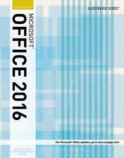 Microsoft® Office 2016 by Lisa Friedrichsen, Elizabeth Reding, Carol Cram, Jennifer Duffy and David W. Beskeen (2016, Paperback)
