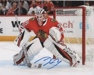 Team-Canada-Anton-Forsberg-Signed-Autographed-8x10-NHL-Photo-COA-E