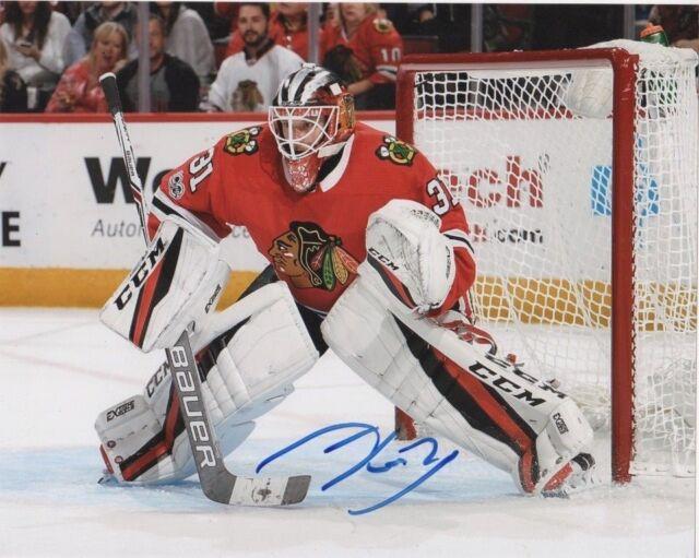 Team Canada Anton Forsberg Signed Autographed 8x10 NHL Photo COA E