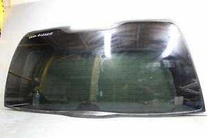 GMC Envoy Passenger Side Right Front Door Window Glass Fits Chevy TrailBlazer