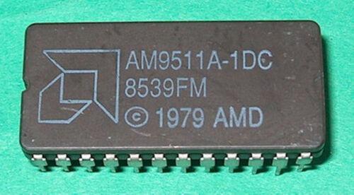AMD AM9511A-1DC CDIP ARITHMETIC PROCESSOR