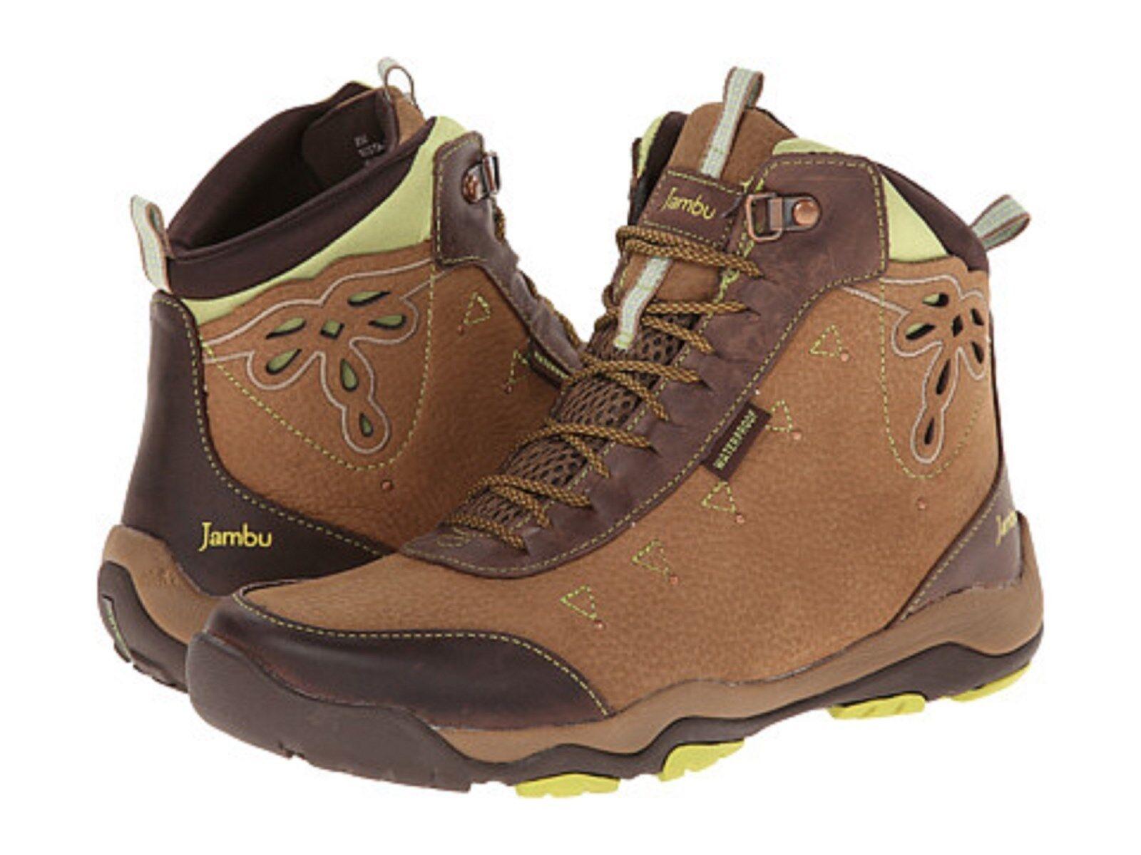New Jambu Women's Vista-Hyper Grip Waterproof Boots size 8