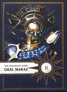 GW-Warhammer-The-Realmgate-Wars-Ghal-Maraz-H-B-Limited-Edition-NEW