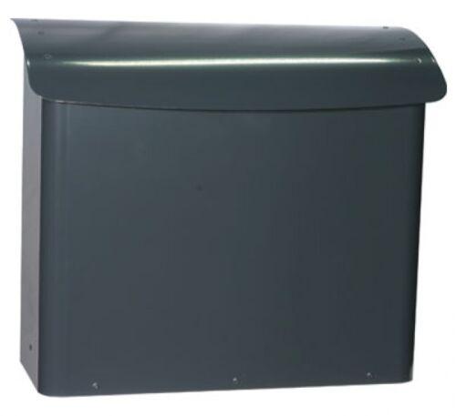 Briefkasten Postkasten Safe Post Größe 21 anthrazitgrau
