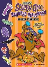 Scooby-doo Halloween Sticker Storybook