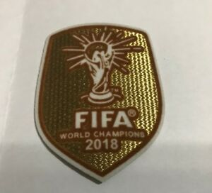 info for eddc1 71dfd World Cup Champions Winner 2018 patch France Les Bleus ...