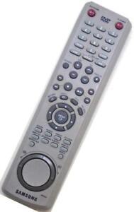 Genuine Samsung 00038A DVD Player Remote For DVD-HD850