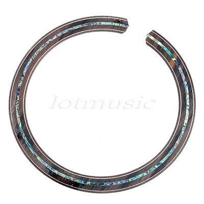 1 PCS Acoustic Guitar Rosette Sound Hole Abalone Inlay Rosette B-13