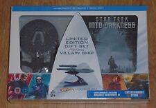 Star Trek Into Darkness - Box set - blu-ray - STEELBOOK. New & Sealed Uk release