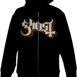 Ghost-Opus-gleichnamigen-Offizielle-Lizenzierte-Reissverschluss-Hoodie