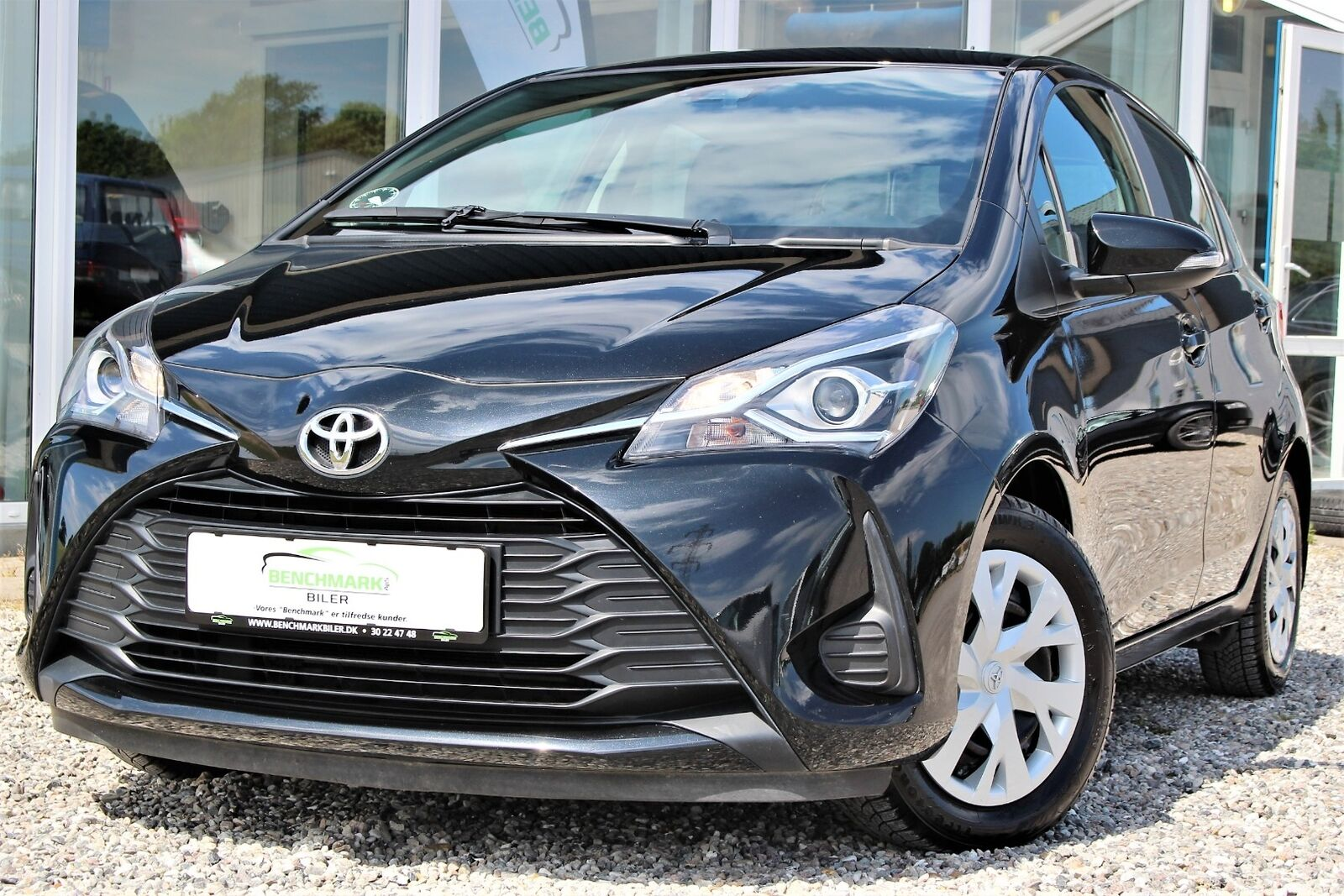 Toyota Yaris 1,5 VVT-iE T2 5d
